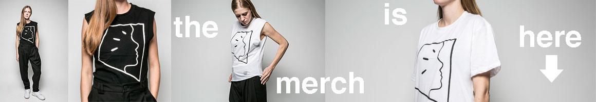 Get Monika Merchandise